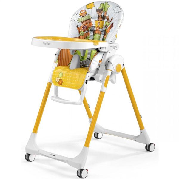 Stolica za hranjenje Prima Pappa Follow Me Fox & Friends P3510041586 - ODDO igračke