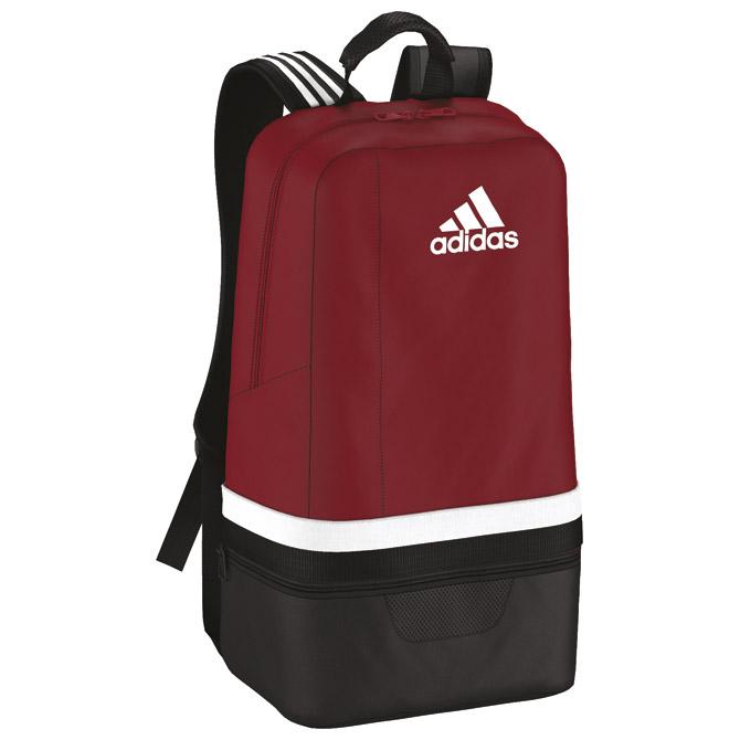 Ranac Tiro15 16.Adidas S13311 crno-crveni - ODDO igračke