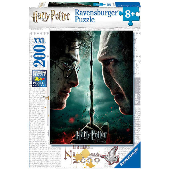 Ravensburger puzzle (slagalice) Harry Potter 200XXl pcs RA12870 - ODDO igračke
