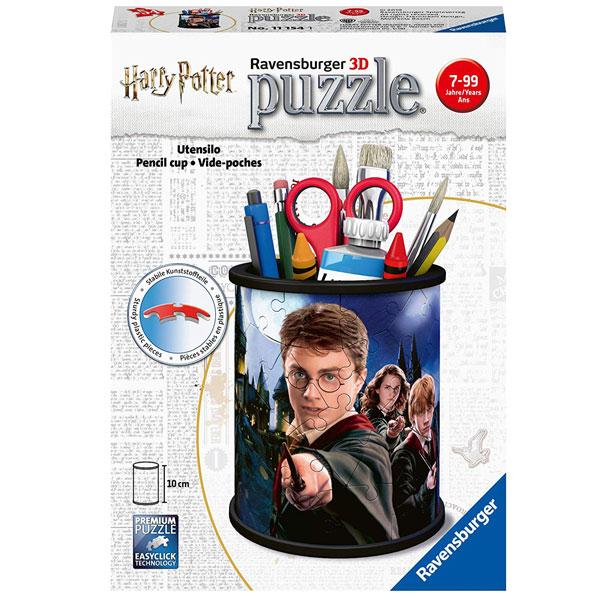 Ravensburger 3D puzzle (slagalice) Kutija za olovke sa likom Harry Potter RA11154 - ODDO igračke