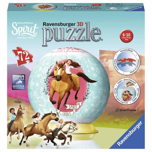Ravensburger 3D puzzle (slagalice) Spirit RA11143 - ODDO igračke