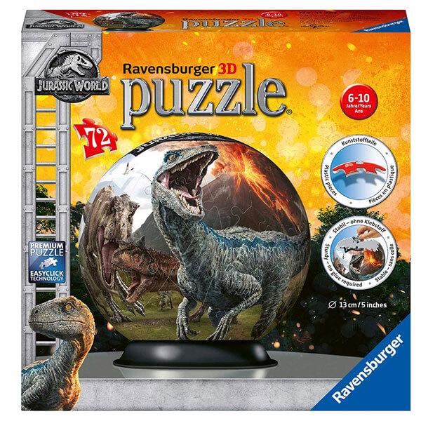 Ravensburger 3D puzzle (slagalice) Dinosaurus RA11757 - ODDO igračke