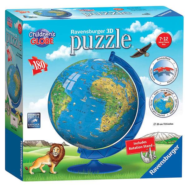 Ravensburger 3D puzzle (slagalice) Dečiji globus RA12338 - ODDO igračke