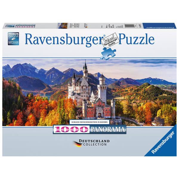 Ravensburger puzzle (slagalice) Neuschwanstein Castle 1000pcs RA15161 - ODDO igračke