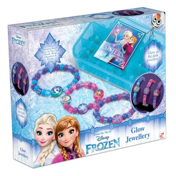 Disney Frozen set nakita Svetli u mraku DFR8-2024-N-FO - ODDO igračke