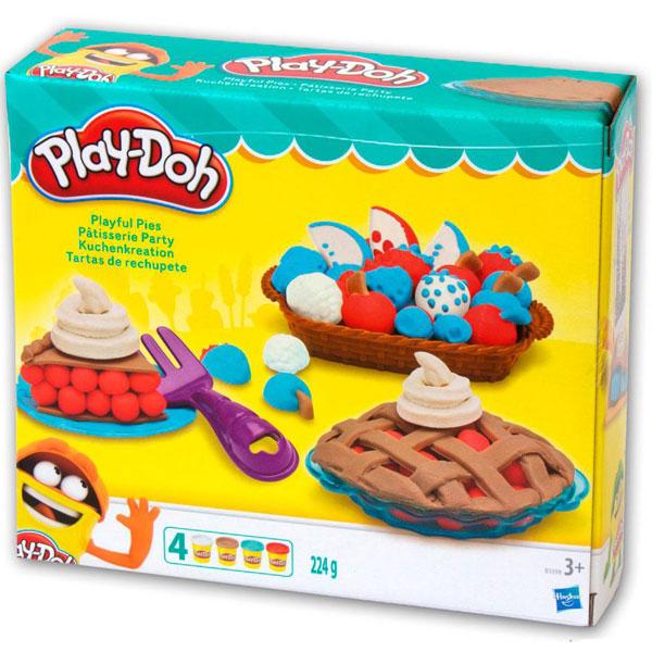 PlayDoh Plastelin Pita set B3398 - ODDO igračke