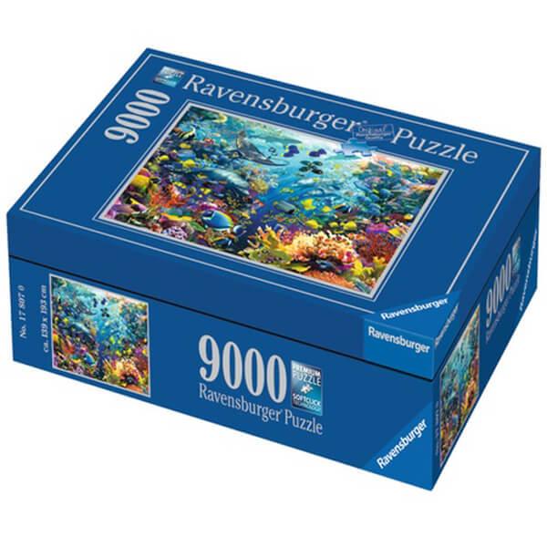 Ravensburger puzzla slagalica 9000pcs Podvodni raj RA17807 - ODDO igračke
