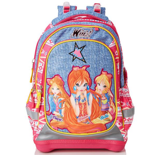 Rančevi za školu Target Winx Superlight Etnic 21452 - ODDO igračke