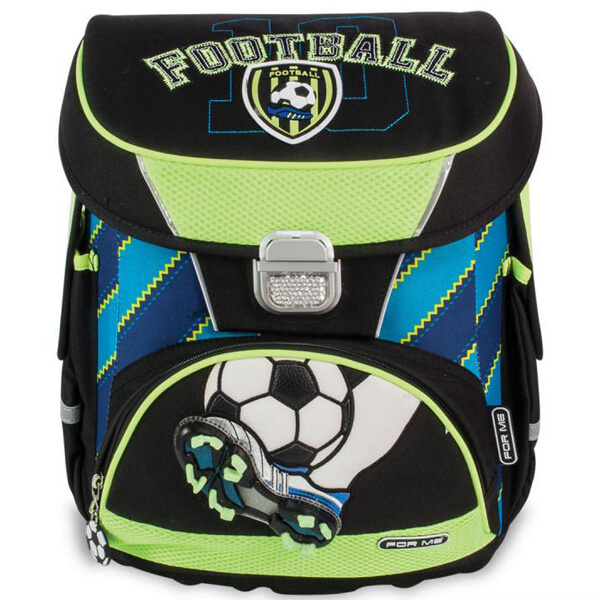 Školske torbe For Me Anatomske Football FSB152210 - ODDO igračke