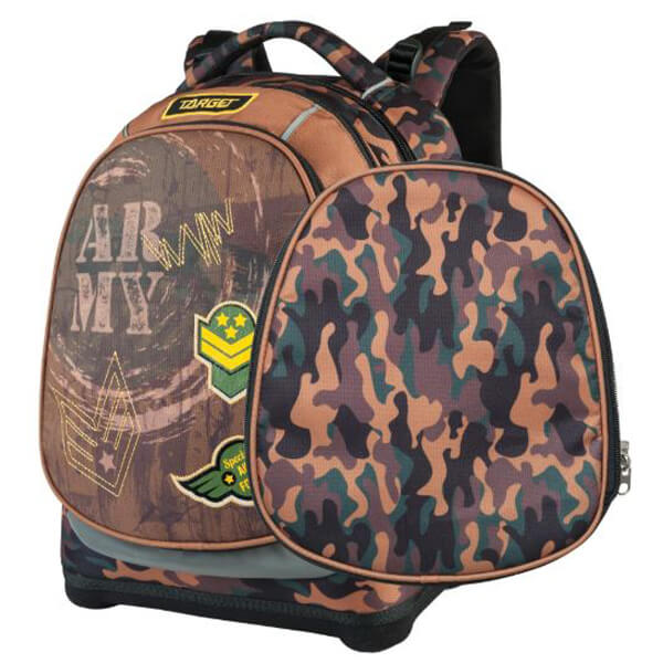 Rančevi za školu Target Superlight 2 Face Petit Mimetic Army 26233 - ODDO igračke