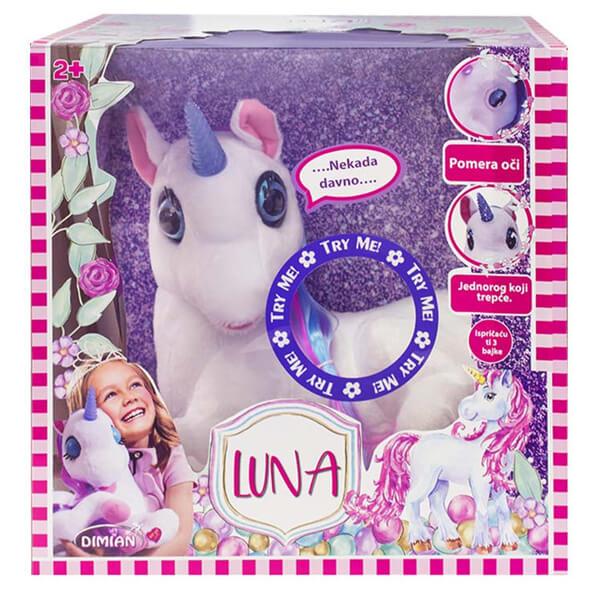 Jednorog Luna DI2003 - ODDO igračke
