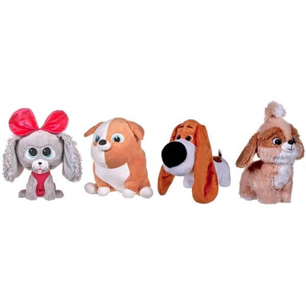 Secret Life of Pets Tajni život kućnih ljubimaca Pliš 23cm 7194 - ODDO igračke