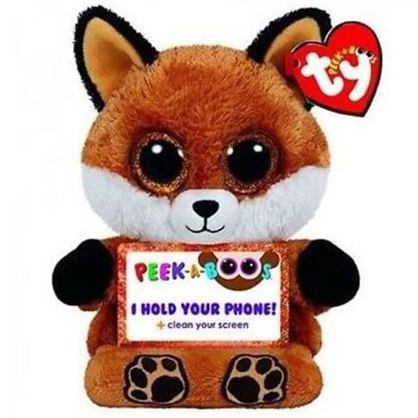 Ty Pliš Drzać mobilnog telefona Lisica Sly 15cm 00010 - ODDO igračke