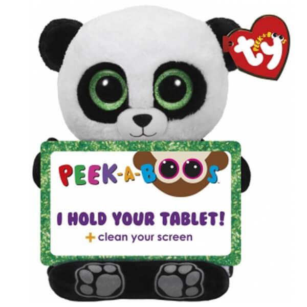 Ty Pliš Drzač tableta Panda Poo 32cm 60001 - ODDO igračke