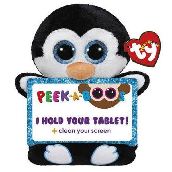 Ty Pliš Drzač tableta Pingvin Penni 32cm 60003 - ODDO igračke