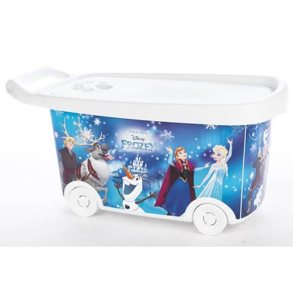 Frozen Kutija za igračke 45 litara 72x39x33cm - ODDO igračke