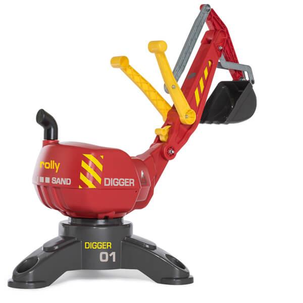 Bager Rolly Diger crveni 422036 - ODDO igračke
