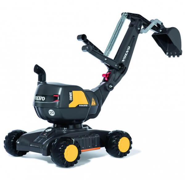 Bager Rolly Diger Volvo EW160 421152 - ODDO igračke