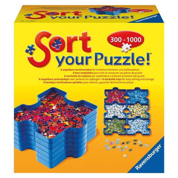 Ravensburger puzzle (slagalice)- Organizer za komadiće RA17934 - ODDO igračke