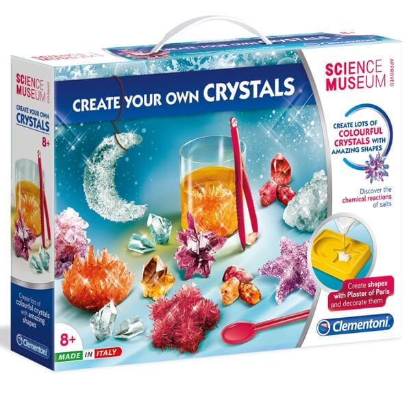 Clementoni laboratorija Kreiraj svoje kristale CL61776 - ODDO igračke