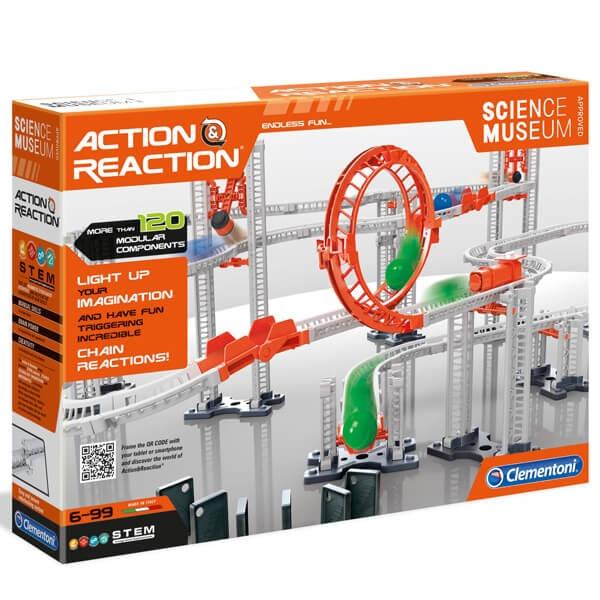 Clementoni Akcija reakcija Lančana reakcija set CL61786 - ODDO igračke
