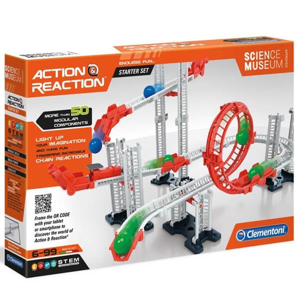 Clementoni Akcija reakcija Starter set CL61793 - ODDO igračke