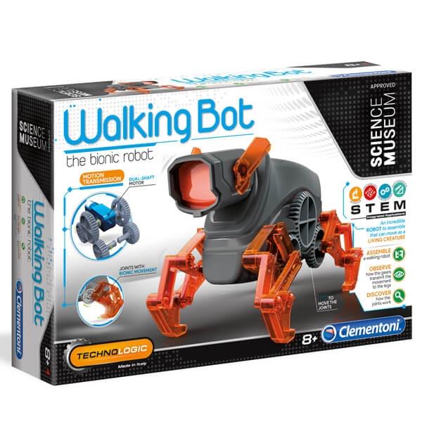 Clementoni Science Walking Bot CL75039 - ODDO igračke