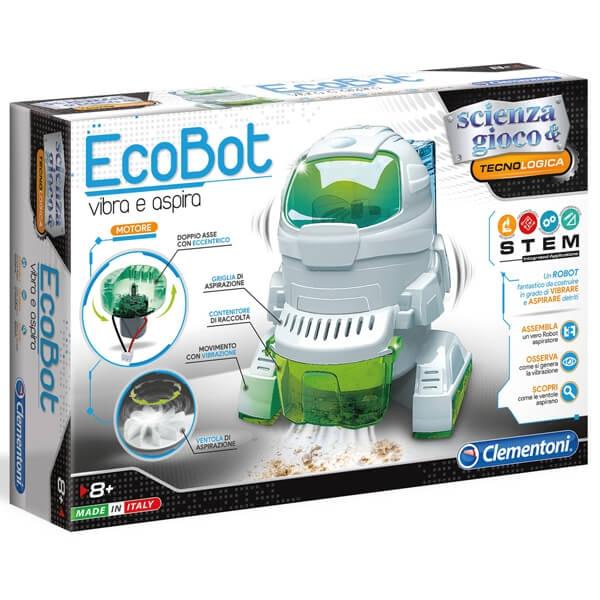 Clementoni Science Eco Bot CL75040 - ODDO igračke