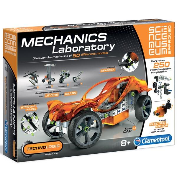 Clementoni Mehanika Električni motor CL75025 - ODDO igračke