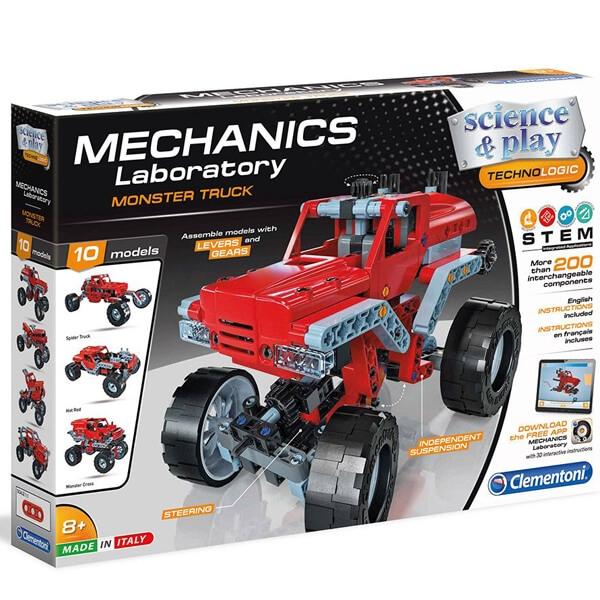 Clementoni Mehanika Monster Truck CL75038 - ODDO igračke