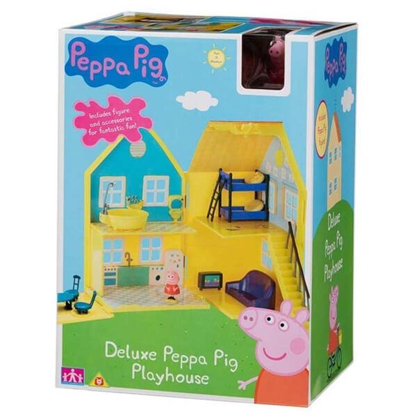 Peppa Pig DeLuxe kuća set TO6865 - ODDO igračke