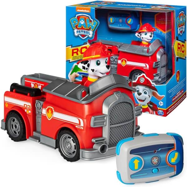 Paw Patrol Marshall i vatrogasno vozilo SN6054195 - ODDO igračke