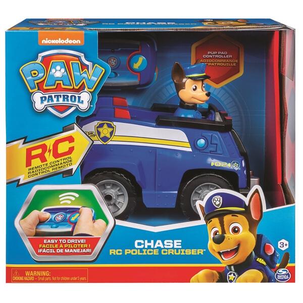 Paw Patrol Chase i policijsko vozilo SN6054190 - ODDO igračke