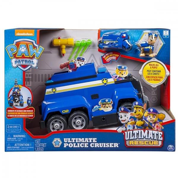 Paw Patrol Policijsko spasilačko vozilo SN6046716 - ODDO igračke