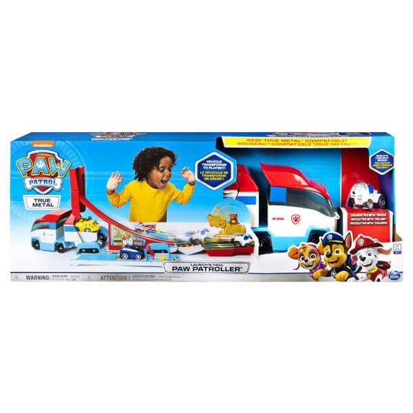 Paw Patrol Launch and Hauler set SN6053406 - ODDO igračke