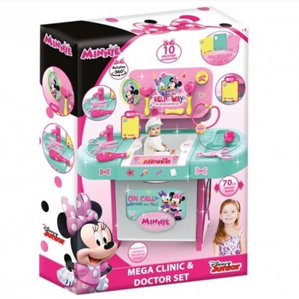 Doktor set Minnie Mouse 04/8482 - ODDO igračke
