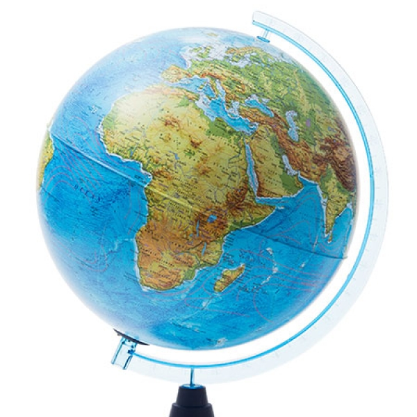 Globus na Srpskom jeziku - ćirilica 320 mm - ODDO igračke