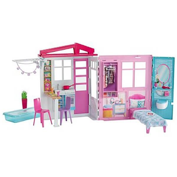 Kućica Barbie glamurozna kuća MAFXG54 - ODDO igračke