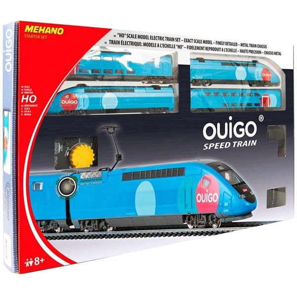 Mehano voz TGV OUIGO T114  - ODDO igračke
