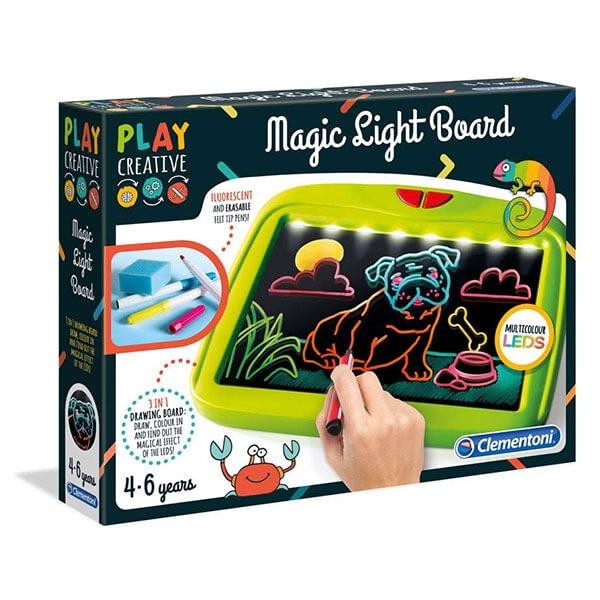 Clementoni Play Creative tabla za crtanje CL15277 - ODDO igračke