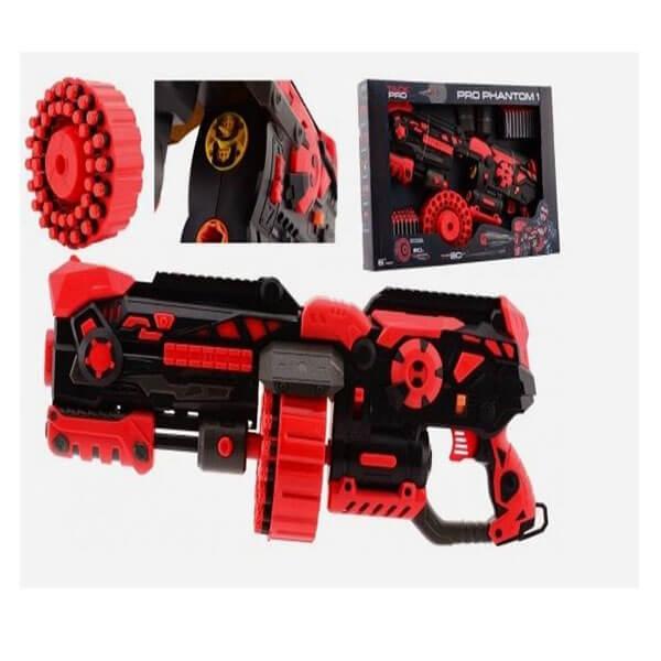 Tack Pro Phantom Mitraljez 70cm sa 80 sundjerastih metaka 31010 - ODDO igračke