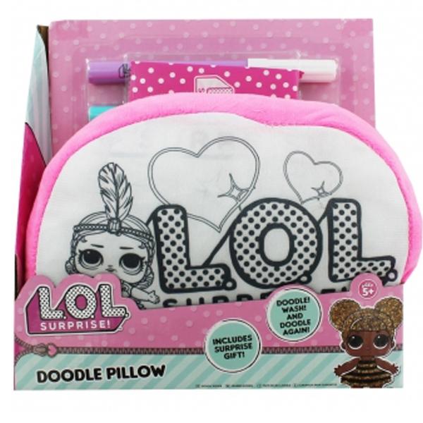 LOL Kreativni set oboji svoj jastucic 3ass 42-0014C12 - ODDO igračke