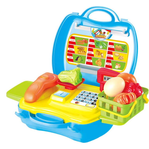 Registar kasa u koferu 59122 - ODDO igračke