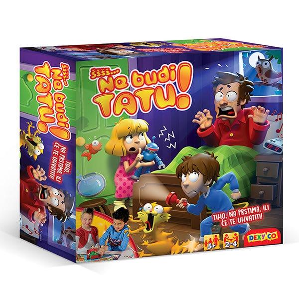 Društvena Igra Ne budi Tatu GA70647 - ODDO igračke
