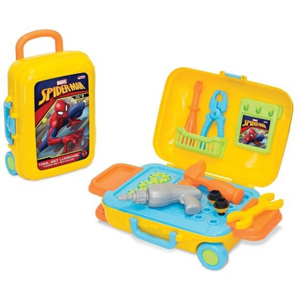 Alat set Spiderman Dede 034844 - ODDO igračke