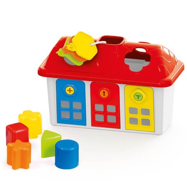 Didaktička kućica Dolu 050977 - ODDO igračke