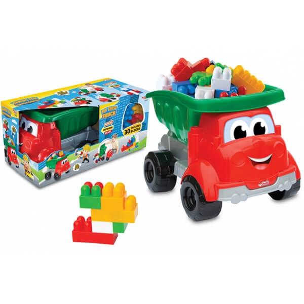Kamion sa kockama Dede 034349 - ODDO igračke