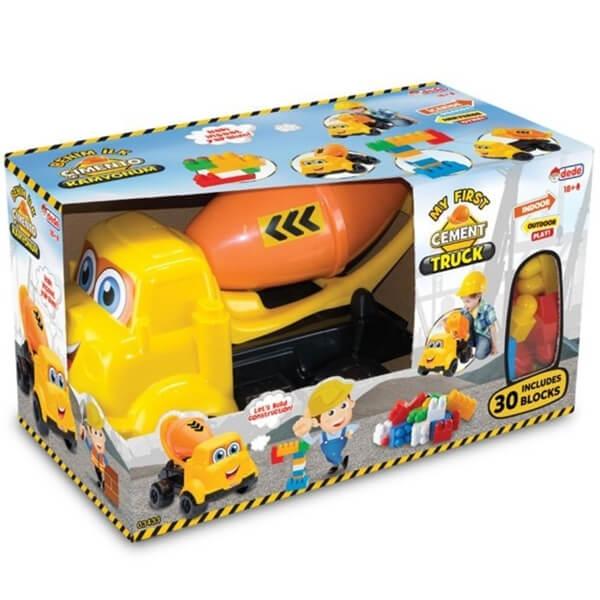 Kamion Mixer Dede 034332 - ODDO igračke