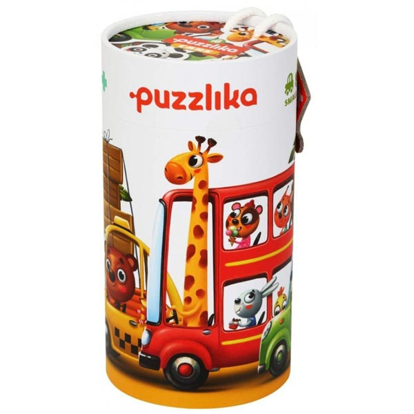 Puzzle slagalica 5u1 automobili 59160 - ODDO igračke