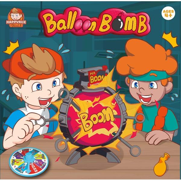 Društvena igra balon bomba 59137 - ODDO igračke